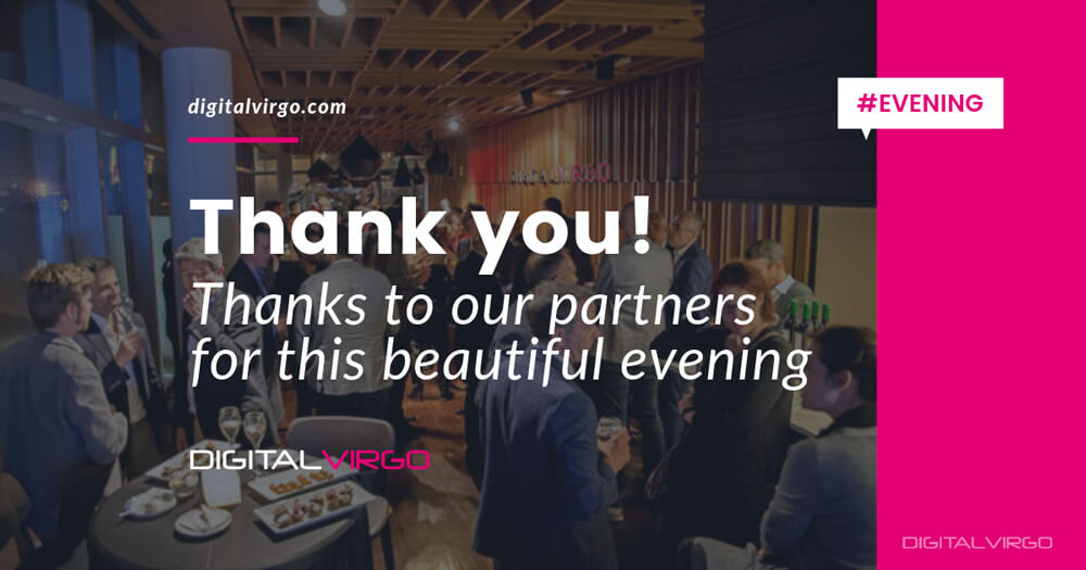 Digital Virgo Partner's event in Barcelona