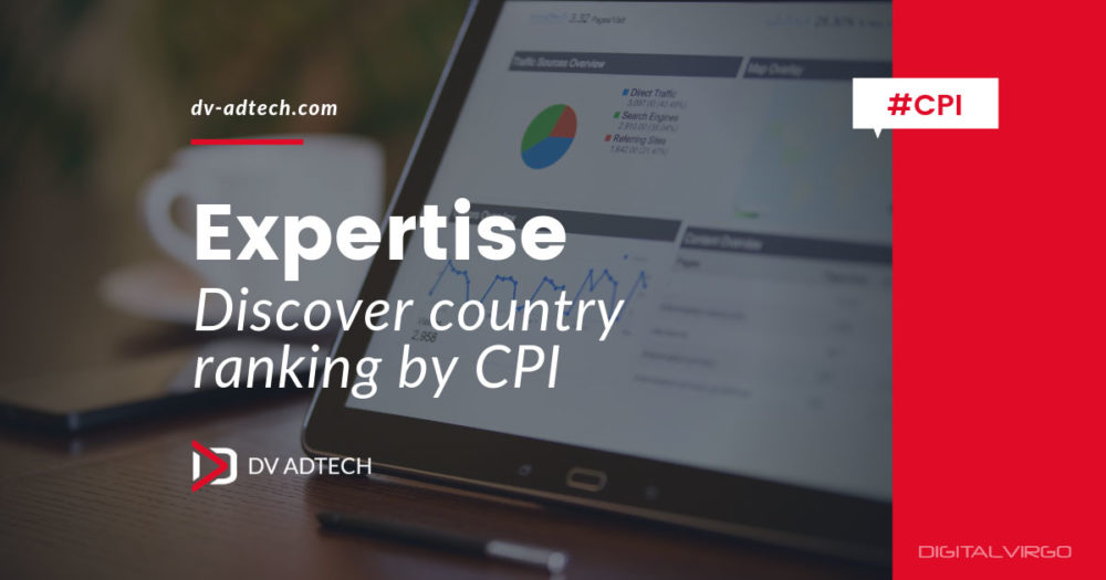Discover country ranking by CPI