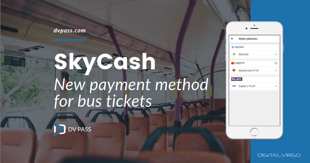New payment method for bus ticket in Poland