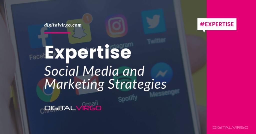 Expertise in social media optimization