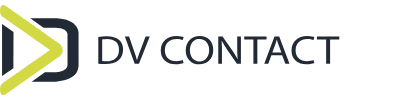Logo of DV Contact