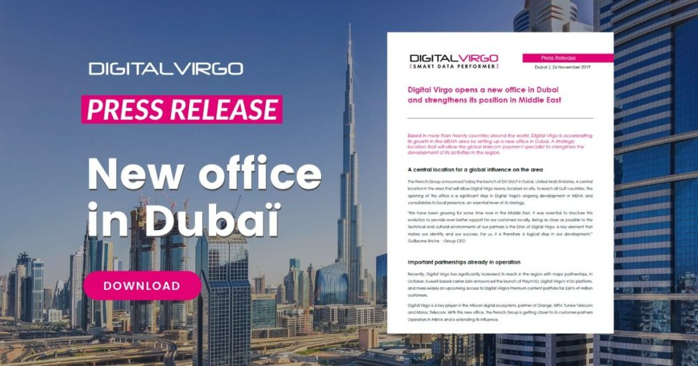 Featured image of New Office in Dubai