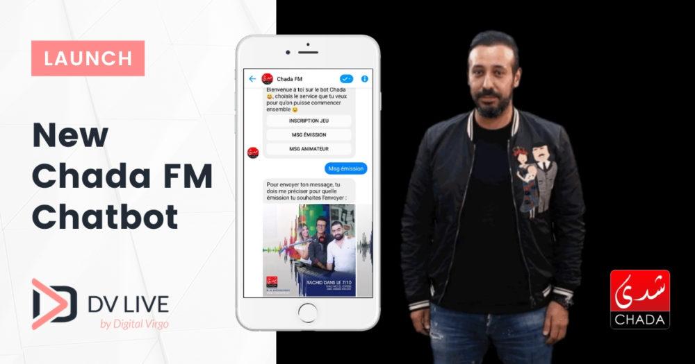 New Chada FM chatbot