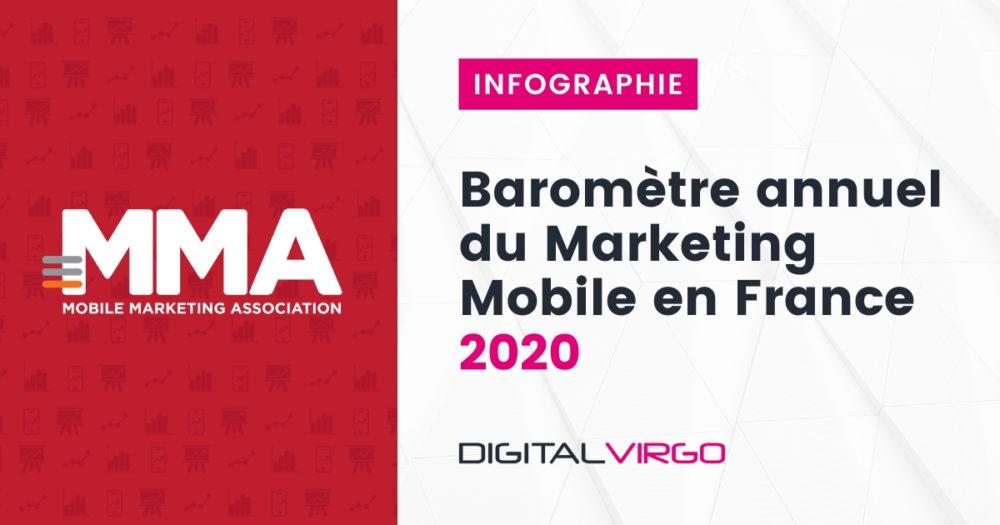 BAROMÈTRE ANNUEL DU MARKETING MOBILE EN FRANCE 2020