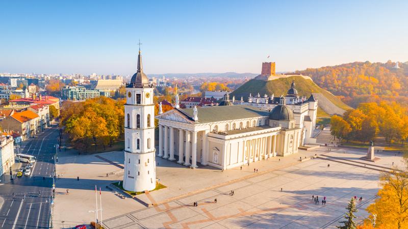 office in Vilnius
