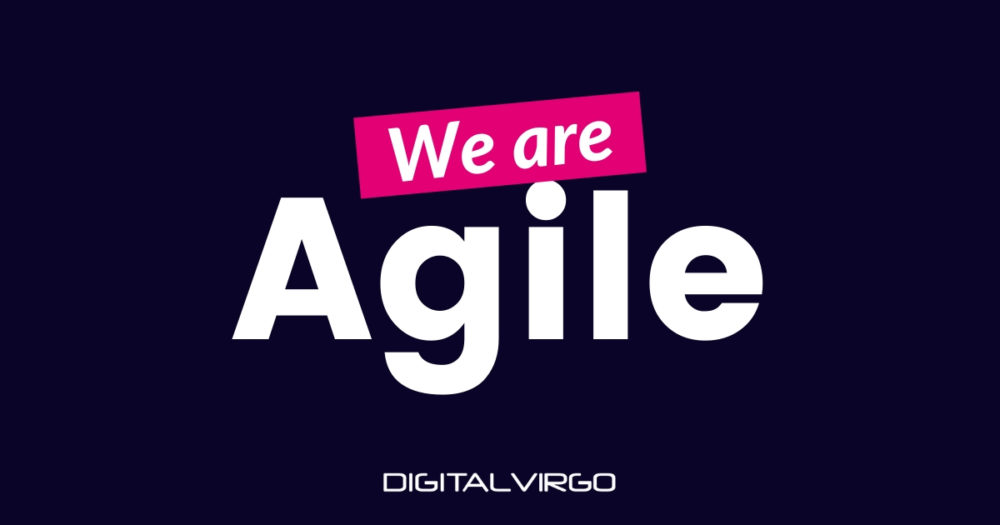 We are Agile