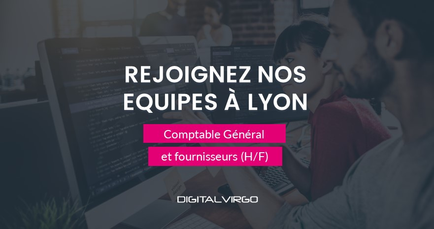 Join our teams in Lyon for Digital Virgo