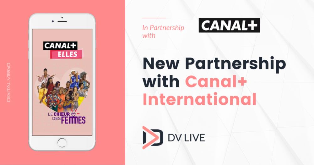 Partnership CANAL+ELLES