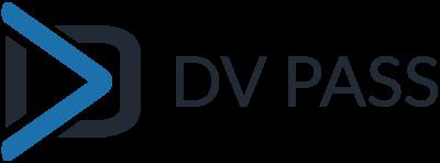 DV Pass' logo