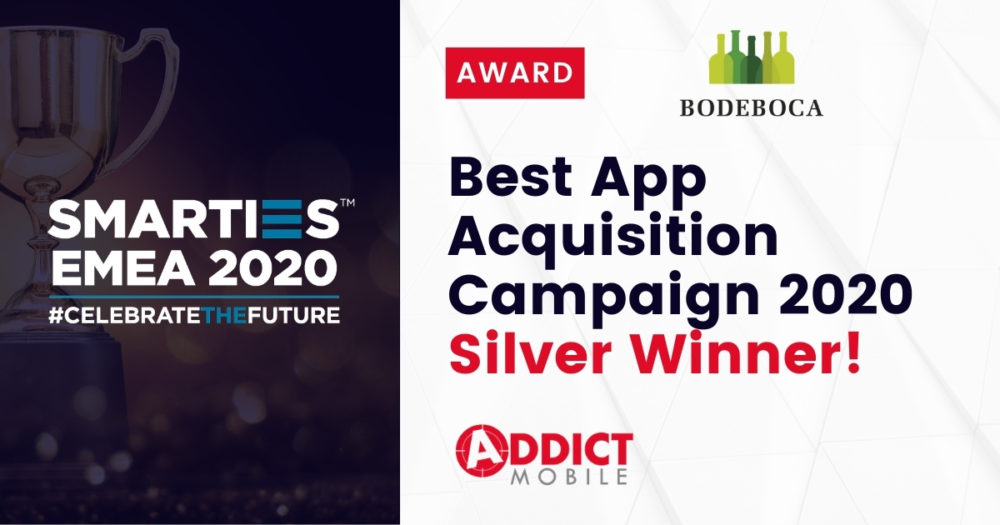 Best App Acquisition Campaign 2020