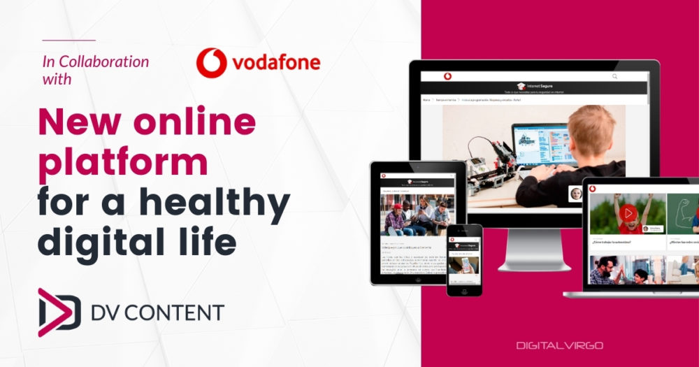 new online platform for a healthy digital life