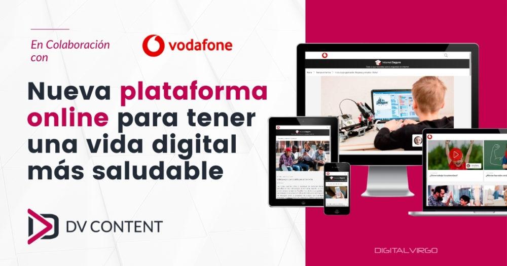 nueva plataforma online para una vida digital más saludable