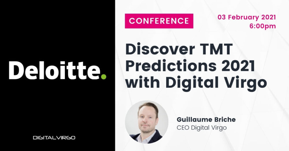 Discover TMT Predictions 2021 with our CEO Guillaume Briche