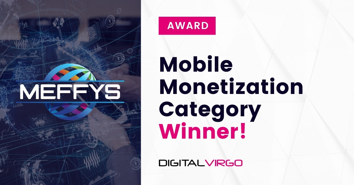 Mobile Monetization category: winners!