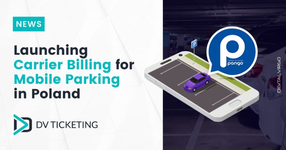 Launching Carrier Billing for Mobile Parking in Poland