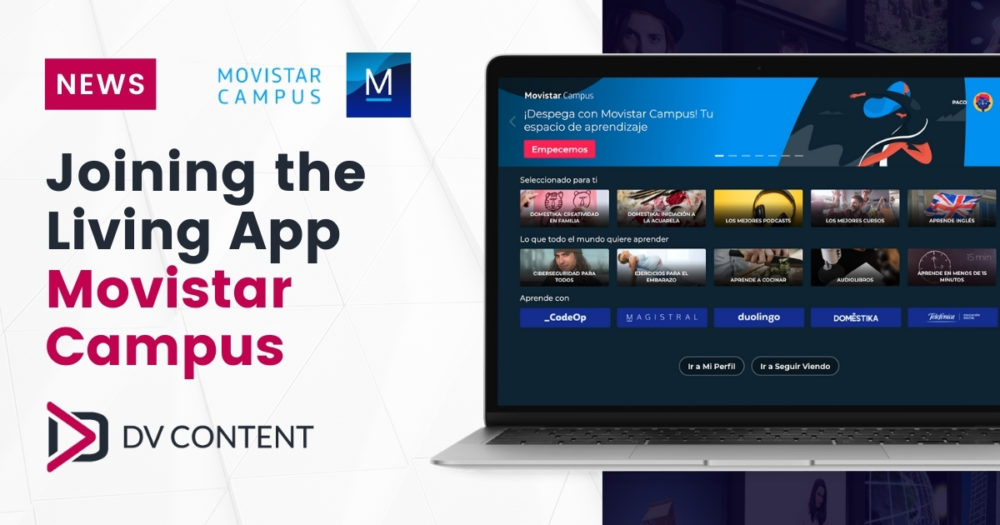 Joining the Living App Movistar Campus
