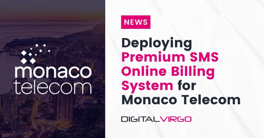 deploying Premium SMS Online Billing System for Monaco Telecom