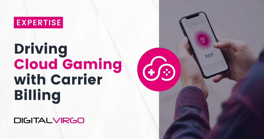 Driving Cloud Gaming with Carrier Billing