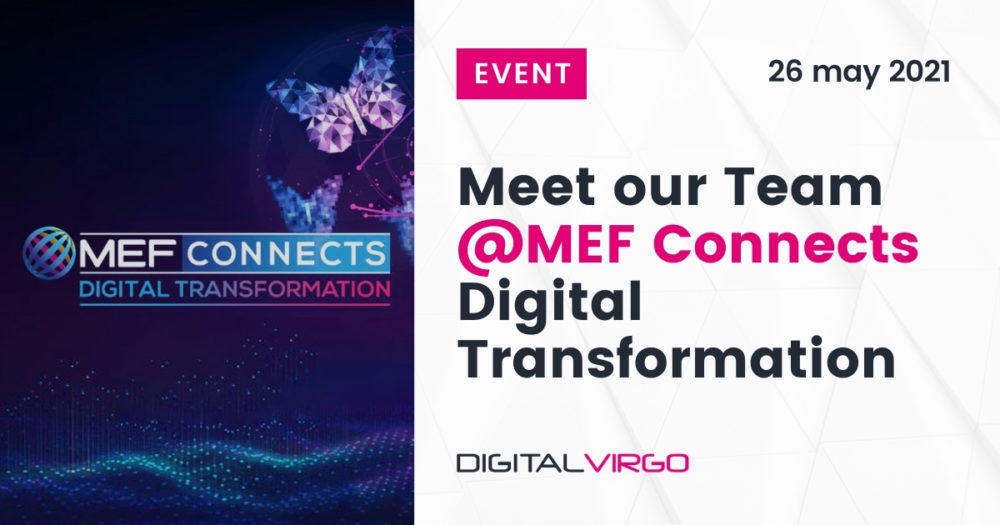 Meet our team @MEF Connects Digital Transformation