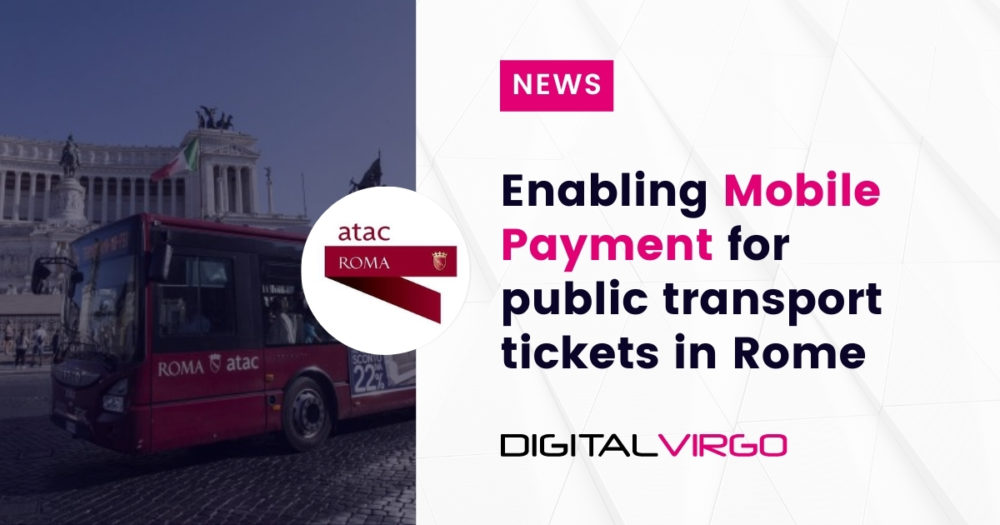 Enabling mobile payment for public transport tickets