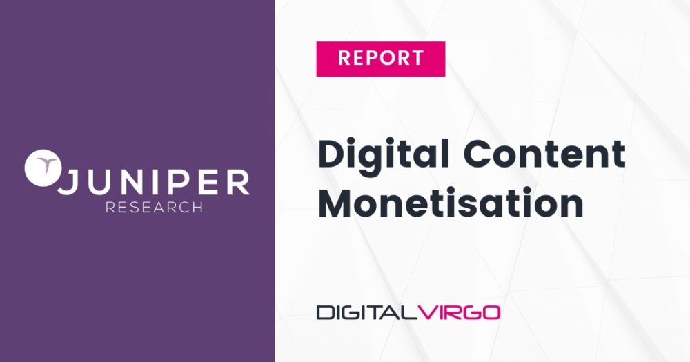 Digital Content Monetisation Report