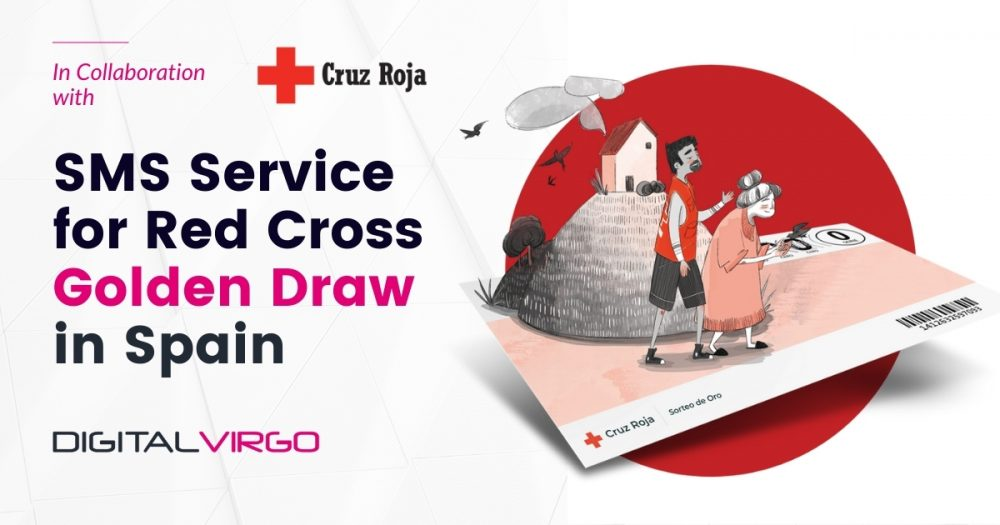 SMS Service for Red Cross