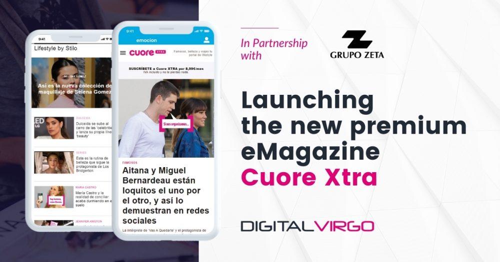 Launching the new premium eMagazine from Grupo Zeta
