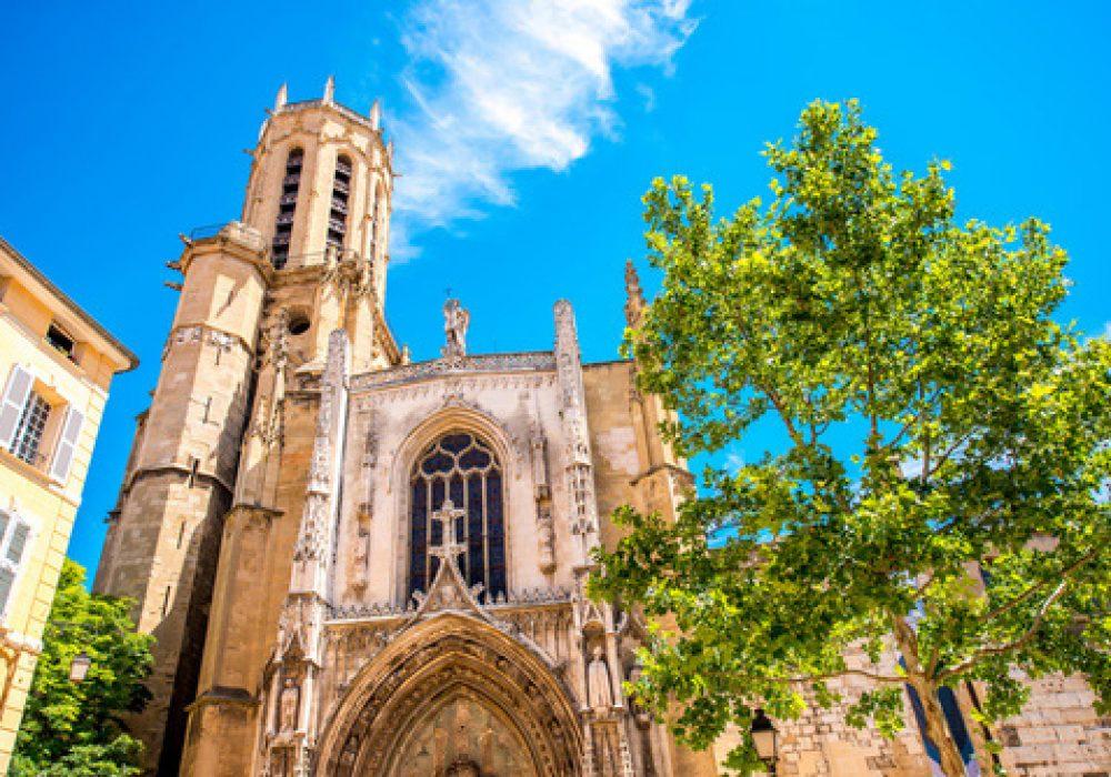 Aix-en-Provence City