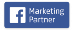 Logo of Facebook Partner, a Digital Virgo Partner